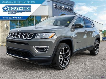 2019 Jeep Compass Limited (Stk: A14626A) in Red Deer - Image 1 of 25