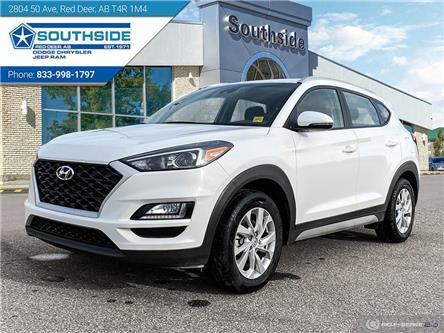 2019 Hyundai Tucson Preferred (Stk: A14620A) in Red Deer - Image 1 of 25