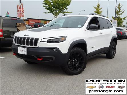 2019 Jeep Cherokee Trailhawk (Stk: X30511) in Langley City - Image 1 of 30