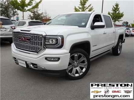 2018 GMC Sierra 1500 Denali (Stk: 0210851) in Langley City - Image 1 of 30