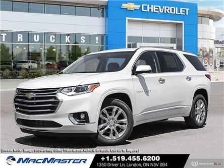 2020 Chevrolet Traverse High Country (Stk: 200814) in London - Image 1 of 23