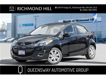 2014 Mazda Mazda2 GX (Stk: P0531) in Richmond Hill - Image 1 of 16
