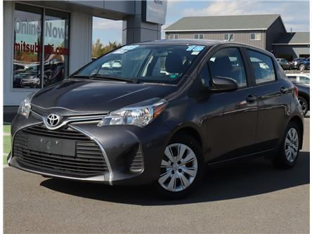 2015 Toyota Yaris LE (Stk: 201329A) in Fredericton - Image 1 of 18
