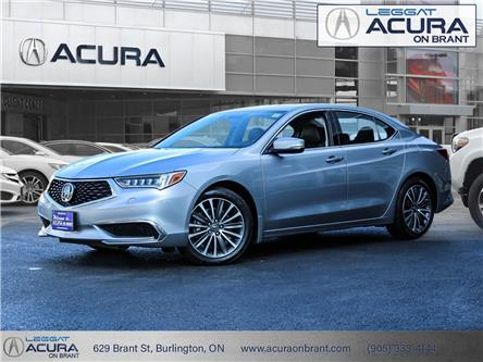 2018 Acura TLX Tech (Stk: 4304) in Burlington - Image 1 of 22