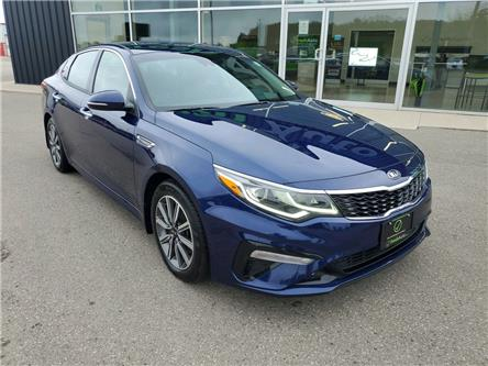 2019 Kia Optima EX (Stk: DR5777 Tillsonburg) in Tillsonburg - Image 1 of 30