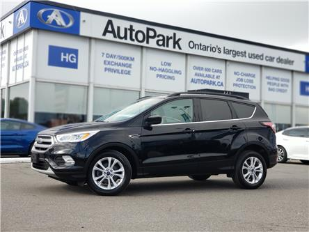 2017 Ford Escape SE (Stk: 17-61280MB) in Brampton - Image 1 of 19