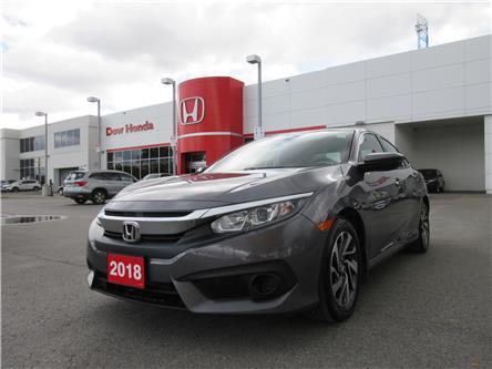 2018 Honda Civic SE (Stk: 28945L) in Ottawa - Image 1 of 16