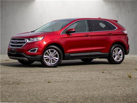 2016 Ford Edge SEL (Stk: HB3-5194A) in Chilliwack - Image 1 of 19