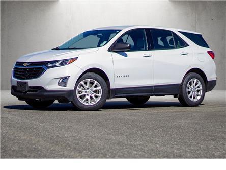 2018 Chevrolet Equinox LS (Stk: M20-1462P) in Chilliwack - Image 1 of 16