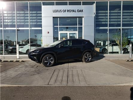 2021 Lexus NX 300 Base (Stk: L21031) in Calgary - Image 1 of 13