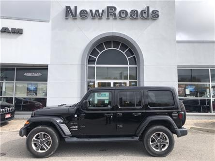 2020 Jeep Wrangler Unlimited Sahara (Stk: 25061P) in Newmarket - Image 1 of 2