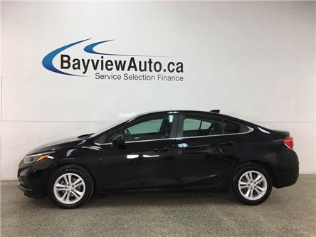 2017 Chevrolet Cruze LT Manual (Stk: 37217W) in Belleville - Image 1 of 27
