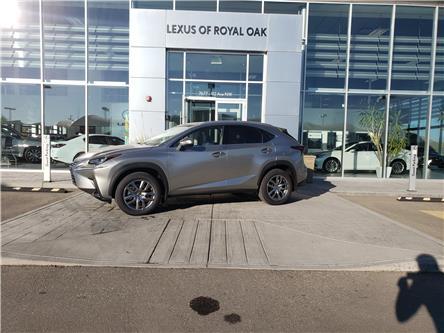 2021 Lexus NX 300 Base (Stk: L21023) in Calgary - Image 1 of 12