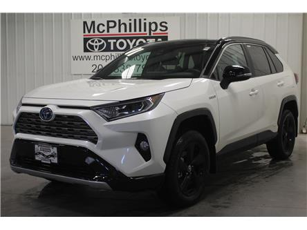 2021 Toyota RAV4 Hybrid  (Stk: W102937) in Winnipeg - Image 1 of 20