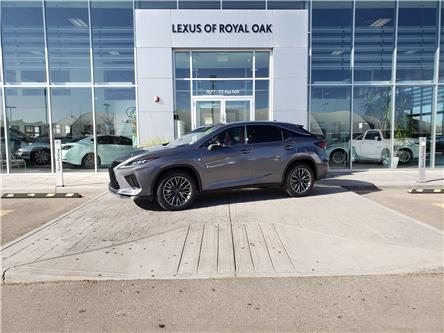 2021 Lexus RX 350 Base (Stk: L21039) in Calgary - Image 1 of 13