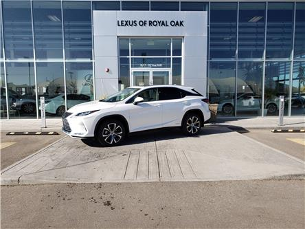 2021 Lexus RX 450h Base (Stk: L21042) in Calgary - Image 1 of 12