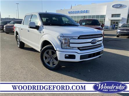 2018 Ford F-150 Lariat (Stk: L-1083A) in Calgary - Image 1 of 22