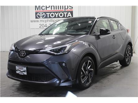 2021 Toyota C-HR Limited (Stk: 1094827) in Winnipeg - Image 1 of 19