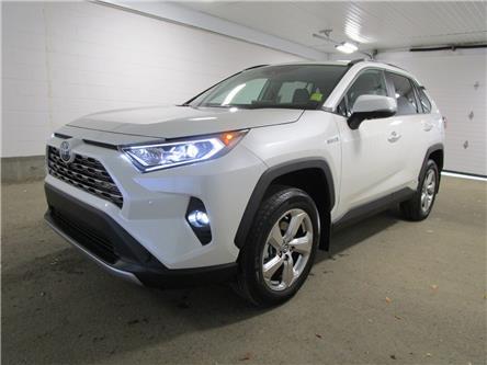 2020 Toyota RAV4 Hybrid Limited (Stk: 203682) in Regina - Image 1 of 24