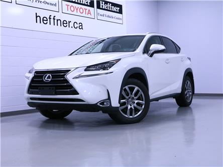 2016 Lexus NX 200t Base (Stk: 207143) in Kitchener - Image 1 of 24