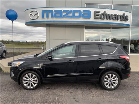 2017 Ford Escape Titanium (Stk: 22446) in Pembroke - Image 1 of 10
