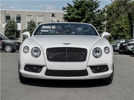 2014 Bentley CONTINENTAL GTC V8 S CONVERTIBLE (Stk: 092060) in Toronto - Image 1 of 28