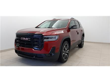 2021 GMC Acadia SLT (Stk: 11251) in Sudbury - Image 1 of 15
