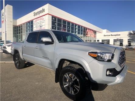2018 Toyota Tacoma TRD Sport (Stk: 9219A) in Calgary - Image 1 of 20