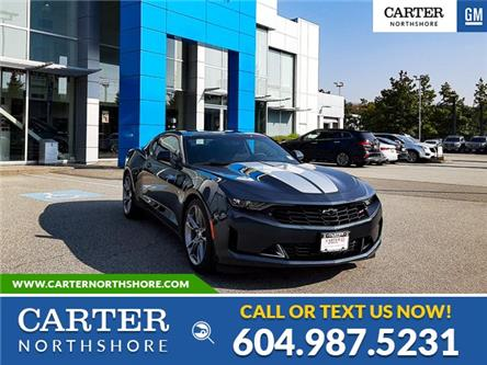 2020 Chevrolet Camaro 1LT (Stk: CA36120) in North Vancouver - Image 1 of 11