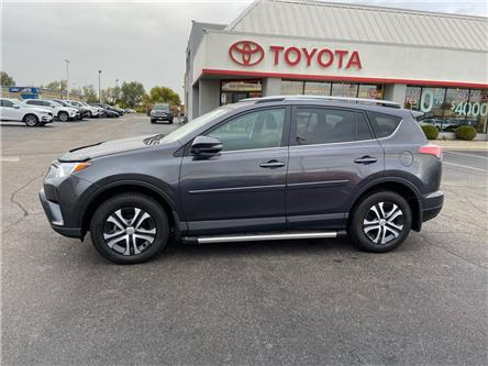2017 Toyota RAV4  (Stk: 2100051) in Cambridge - Image 1 of 12