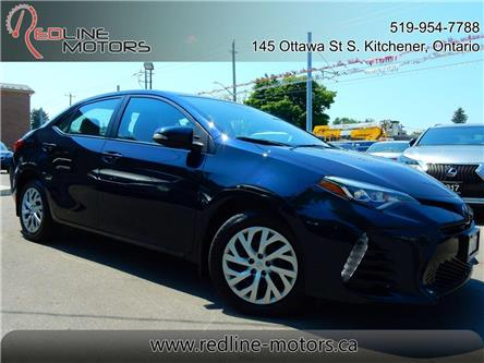 2017 Toyota Corolla SE (Stk: 2T1BUR) in Kitchener - Image 1 of 22