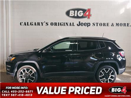 2019 Jeep Compass Limited (Stk: B14041) in Calgary - Image 1 of 15