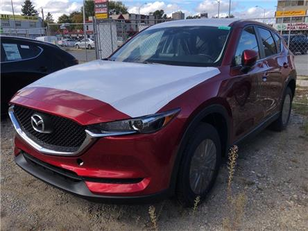 2021 Mazda CX-5 GX (Stk: 21205) in Toronto - Image 1 of 5