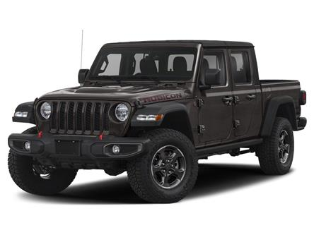 2021 Jeep Gladiator Rubicon (Stk: M508818) in Surrey - Image 1 of 9