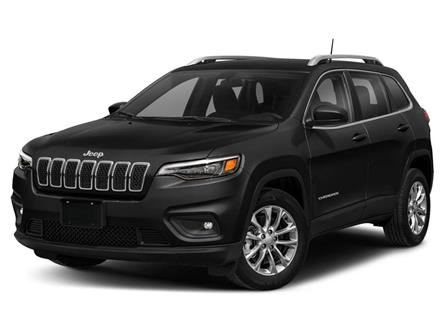 2021 Jeep Cherokee Trailhawk (Stk: M108459) in Surrey - Image 1 of 9
