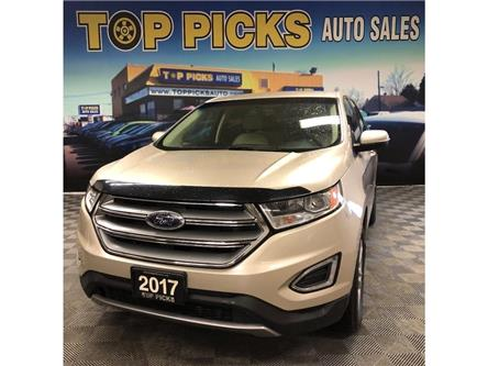 2017 Ford Edge SEL (Stk: B60408) in NORTH BAY - Image 1 of 27