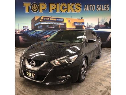2017 Nissan Maxima Platinum (Stk: 389270) in NORTH BAY - Image 1 of 26