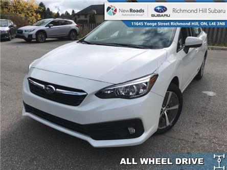2020 Subaru Impreza 4-dr Touring w/Eyesight (Stk: 34635) in RICHMOND HILL - Image 1 of 21