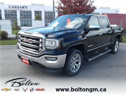 2016 GMC Sierra 1500 SLT (Stk: 393565A) in Bolton - Image 1 of 14