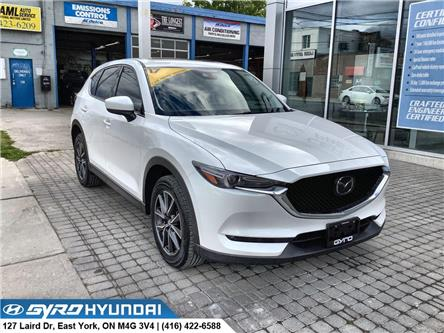 2017 Mazda CX-5 GT (Stk: H6067) in Toronto - Image 1 of 30