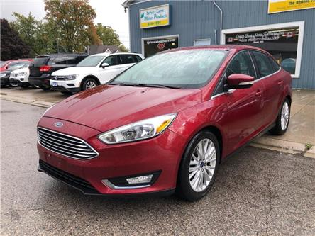 2015 Ford Focus Titanium (Stk: 90181) in Belmont - Image 1 of 27