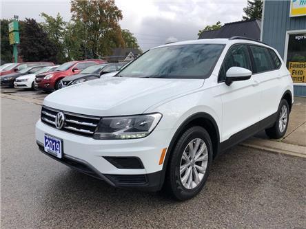 2019 Volkswagen Tiguan Trendline (Stk: 31236) in Belmont - Image 1 of 23