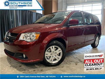 2020 Dodge Grand Caravan Crew (Stk: CA2013) in Red Deer - Image 1 of 20