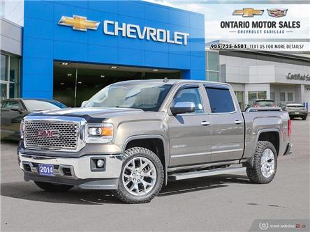 2014 GMC Sierra 1500 SLT (Stk: 13800A) in Oshawa - Image 1 of 36