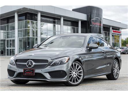 2017 Mercedes-Benz C-Class Base (Stk: 20HMS1070) in Mississauga - Image 1 of 24