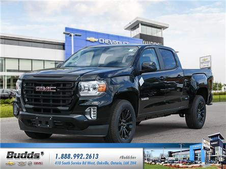 2021 GMC Canyon Elevation (Stk: CY1000) in Oakville - Image 1 of 25