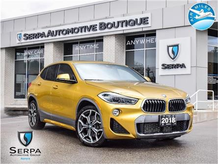 2018 BMW X2 xDrive28i (Stk: CP023) in Aurora - Image 1 of 27