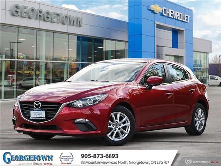 2014 Mazda Mazda3 Sport GS-SKY (Stk: 32490) in Georgetown - Image 1 of 27