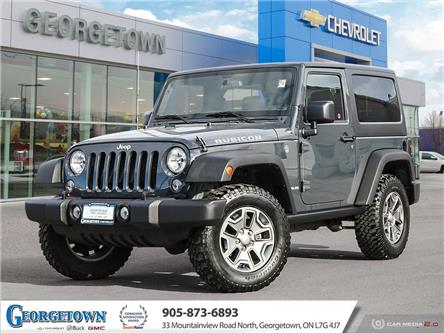 2017 Jeep Wrangler Rubicon (Stk: 32463) in Georgetown - Image 1 of 23