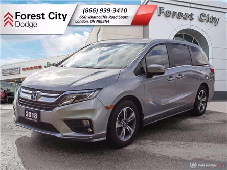 2018 Honda Odyssey EX (Stk: DT0051) in Sudbury - Image 1 of 14